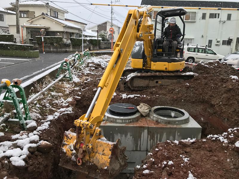 長崎県大村外構工事