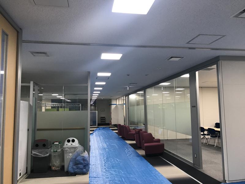 H29.12月福岡LED化工事