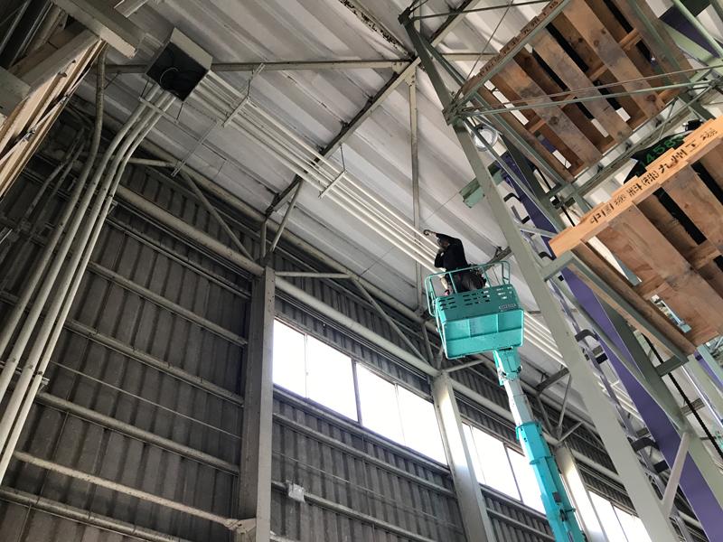 H29.12月佐賀神埼機械電源工事