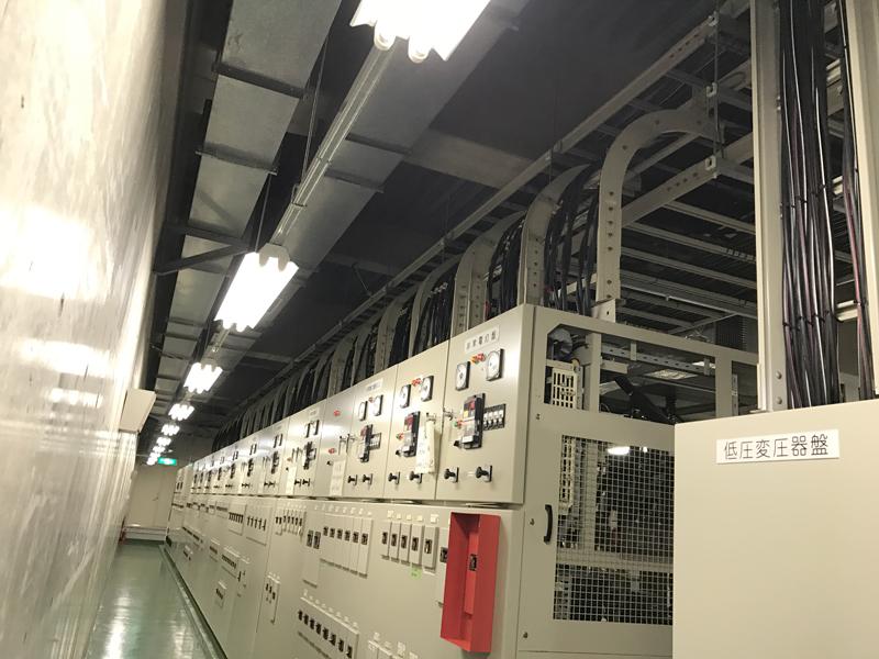 H29.1月長崎受変電・幹線設備工事