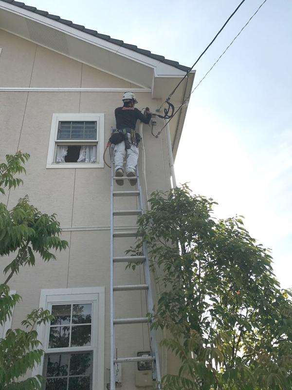 H29年7月 佐賀市空調設備工事