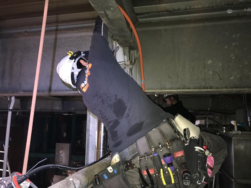 H29.9月福岡LED化工事